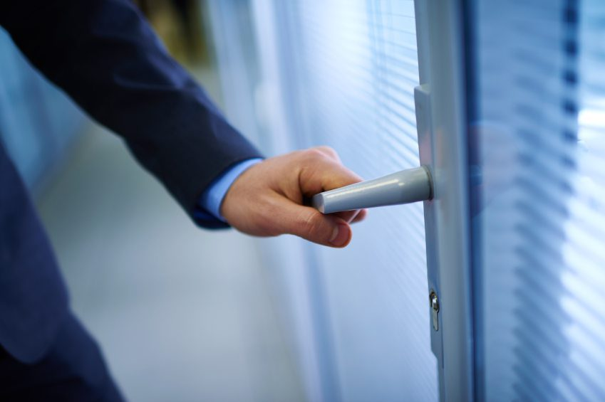Commercial Security Provider